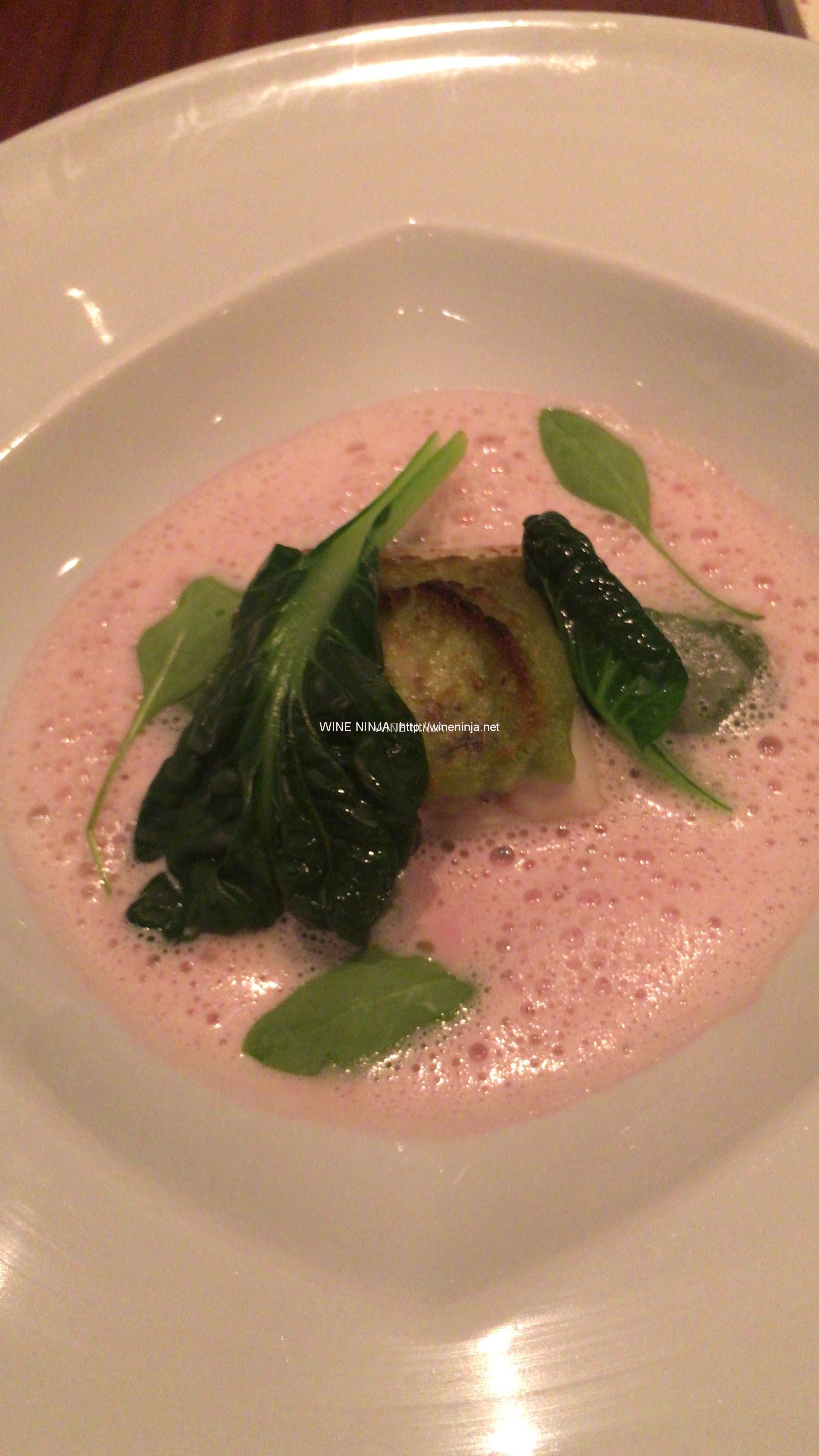 クープドール 本日の鮮魚料理 目鯛